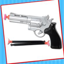 Juguete plástico de la bala del aire del arma suave del ejército con el caramelo
