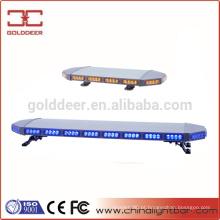 Carro de polícia e TBD08 de barra de luz de advertência de diodo emissor de caminhão de reboque