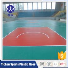 Raisonnable prix PVC rouleau de production de plancher