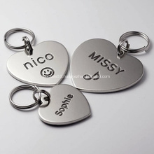 Personalized Stainless Steel Pet ID Dog Tag