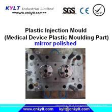 Molde de injeção plástica do dispositivo médico de Kylt