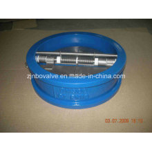 """28"""" Wafer Type Double Disc Check Valve (150lb)"""