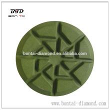 Disco de diamante para pulido de hormigón