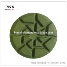 Diamond Resin pucks for concrete polishing