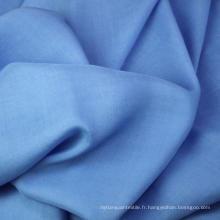 45s 100% Viscose Rayon Tissu simple pour vêtement