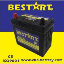 12V45ah Премиум качества Бестарт автомобиля батарея MF JIS в 46b24r-MF и