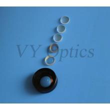 Dia. Objectif sphérique 4mm pour spectromètre ou fibre