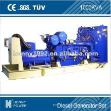 1000kVA UK grupo electrógeno diesel