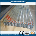 JIS G3312 Hot Dipped Galvanized Corrugated Steel Roofing Sheet