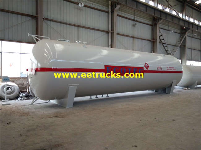 60 M3 LPG Gas Storage Vessels