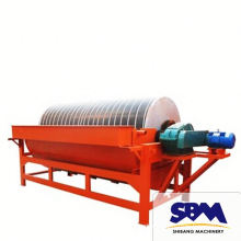drum magnetic separator for sale for kaolin