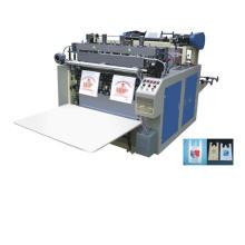 Double Line Heat Sealing and Cold Cutting Bag Making Machine (FM-DFR-800A)