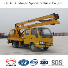 16m Isuzu Aerial Work Platform Truck Folding Arm Type