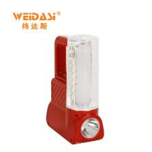 Lampe de travail au plomb-acide LED Lampe de tempête LED avec poignée