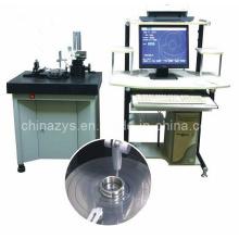 Zys de alta velocidad Roundness & Waveness instrumento de medición