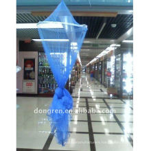 hanging bed canopy/Treated with insecticide or flame retardant