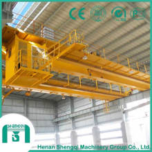 Grúa aérea de doble viga de 12 toneladas de la marca Shengqi