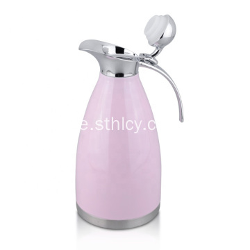 Edelstahl European Insulated Kettle Kaffeekocher
