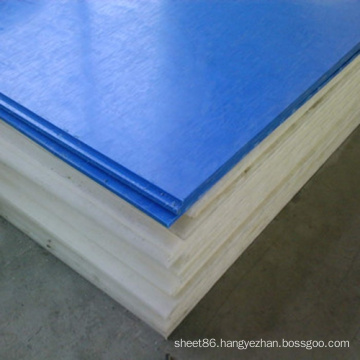 Abrasion Resistance High Density PE Sheet