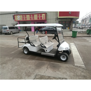 factory prices 6 seater electric golf car for sale