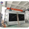 Ventilateur axial non-direct d'entraînement pour la tour de refroidissement