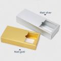 Custom Glossy Matt Paper Drawer Gift Box