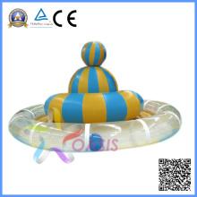 Equipamento elétrico do campo de jogos dos miúdos (UFO inflável)