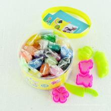 Детский образовательные игрушки китайский глиняные горшки глины супер клей