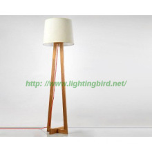 Wooden floor lamps/modern wooden lamps for sale
