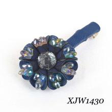Ювелирные изделия волос цветка / перла, диамант Hairband (XJW1430)