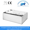 Hydro Massage rectangular freestanding tub