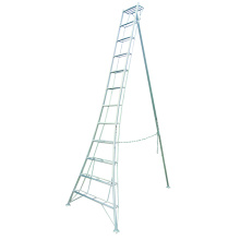 Agriculture Tripod Ladder Aluminum Welded