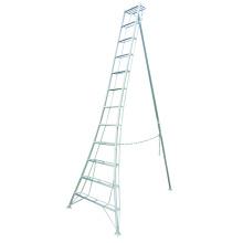 Exrusion de alumínio para escada trilhos e passos