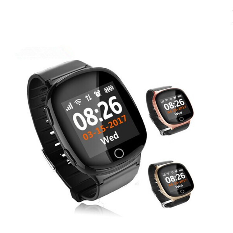 gps tracker watch design