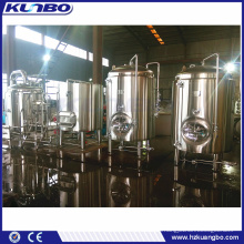KUNBO Professional Restaurant Beer Brewing Equipment Turnkey Brewery