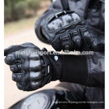 Nouvelle arrivée moto gants gants de boxe sport protecteur