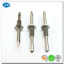 CNC turning sealing cartridge needle machinery spout nozzle