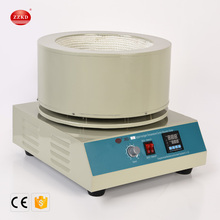 Different volume digital magnetic stirrer heating mantle