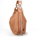 Modische Damen Leder Messenger Hobo Bag