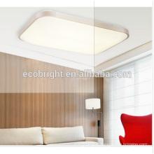 levou lâmpada LED luz teto painel luz moda impermeável superfície impermeável do CE de 24W /32W montado luz de teto de LED