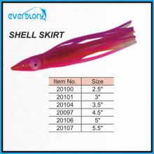 Осьминог Рыбалка Lure - Shell рубашку в другой размер