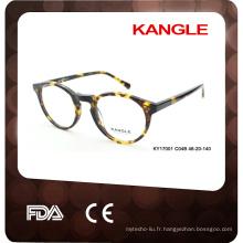 Nouvelle arrivée Acetate cadre optique bluetooth lunettes fabriquées en Chine
