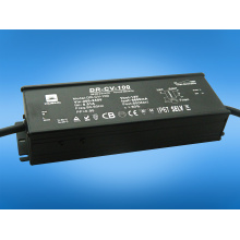 24V 100W dali dimmable Waterproof Power Supply