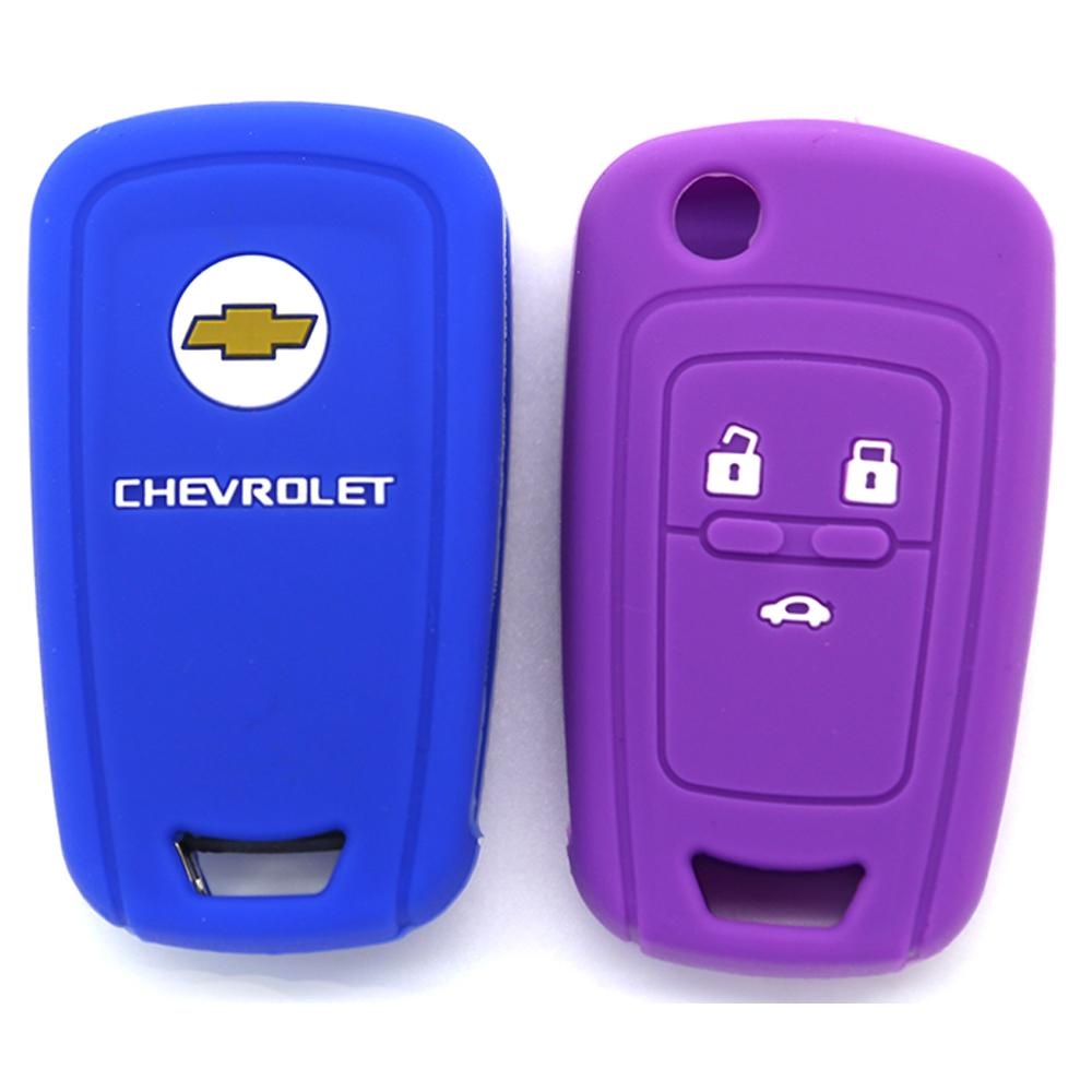 Chevrolet Car Accessory Key Cover