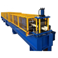 Automatic Metal Half Round Gutter Roll Forming Machine