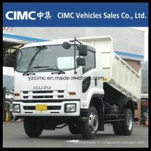 Camion à benne basculante / camion à benne basculante Isuzu 4X2 350HP