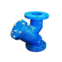 China for Y Strainer Fittings NeoType Water Pipeline Y Type Strainer supply to French Guiana Factories
