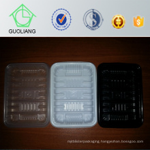 Food Contact PP&Pet Material Food Display Plastic Box Inserts for Vegetables