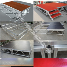 Portable Mobile Stage Equipment Exhibition Stage (YS-1110)
