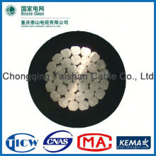 Professional Factory Supply!! High Purity al/xlpe 0.6/1kv overhead abc cable